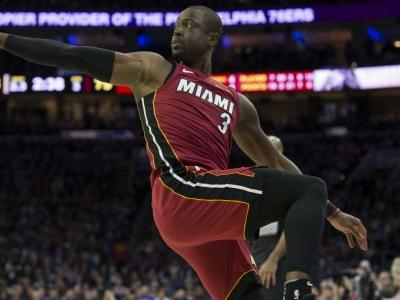 Dwyane Wade shoots down latest rumors on possible return to Heat