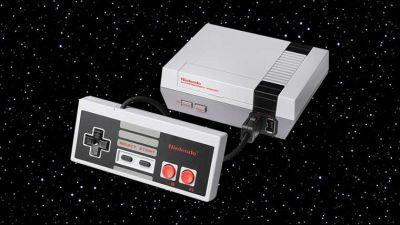 NES Classic Has Been Hacked to Upload New Games Through USB