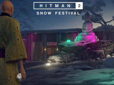 Be a Cold Blooded Killer With Hitman 2's Snow Festival