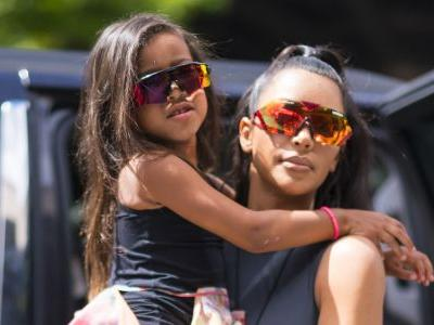 North West Slays in First-Ever Magazine Cover and Kim Kardashian Is One Proud Mama