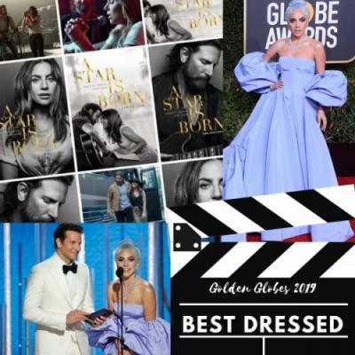 Golden Globes 2019 Best Dressed