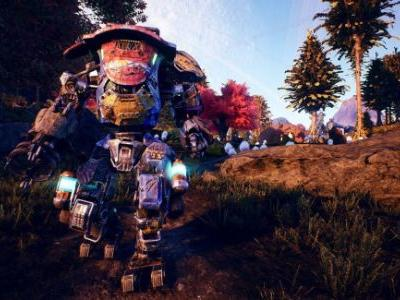 The Outer Worlds sci-fi MMO debuts at the Xbox E3 event