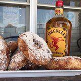 In Other News, Fireball Whiskey Bagels Are a Thing, Because Why the F*ck Not?!