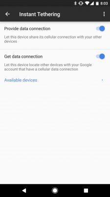 Google's 'Instant Tethering' Is Like A One-Tap Web Connection