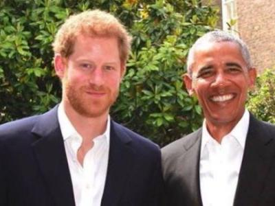 Barack Obama will not be attending Prince Harry-Meghan Karkle's wedding, because, Trump