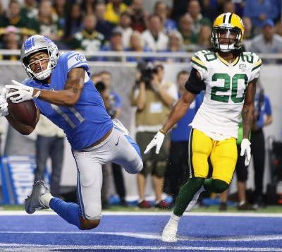 Detroit Lions put Marvin Jones on IR, leaving WR corps in shambles