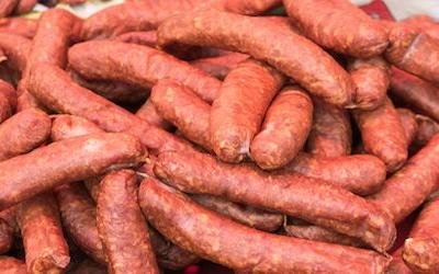 Almost 25 tons of sausage recalled because embedded plastic discovery