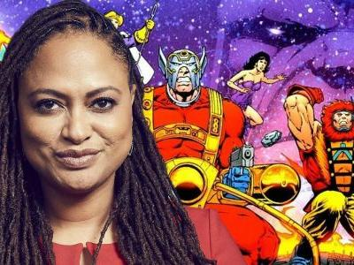 Ava DuVernay's DC Comics Movie New Gods Gets a Writer