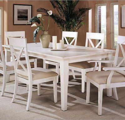 50 Inspirational White Dining Table and Chairs Pictures