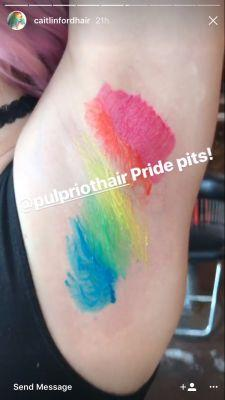 """""""Pride Pits"""" Are the Ultimate Way to Show Your LGBTQ Support This Month"""