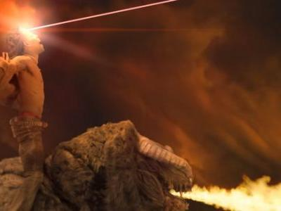 Travis Scott Rides A Fire-Breathing Dragon In 'Stop Trying To Be God' Video