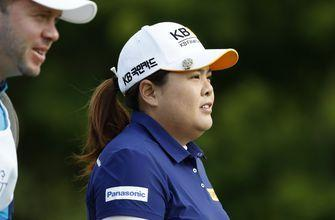 7-time major champion Inbee Park tied for lead Down Under