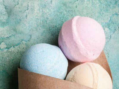 There Are Pumpkin Spice Bath Bombs, So Kiss Summer Goodbye