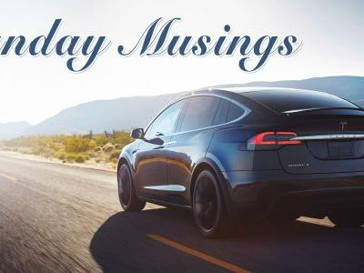 Sunday Musing: What's Next For Tesla?