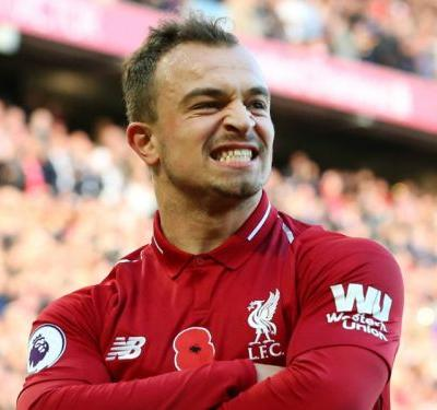 Indispensable Shaqiri brings Salah to the fore and keeps Liverpool rolling