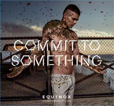 Commit to Something: Steven Klein Reunites with Equinox for New Campaign
