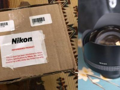 I Bought a Nikon 13mm f/5.6 AIS 'Holy Grail' Lens: Here's the Unboxing