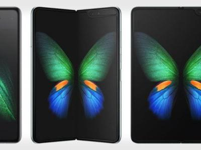Samsung Galaxy Fold has the First True Folding Screen and 6 Cameras