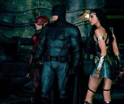'Justice League' disappoints with $96 million debut