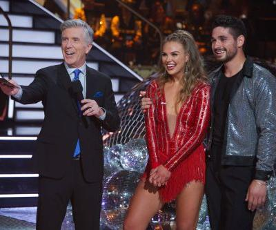 Fans Are Shipping 'Bachelorette' Hannah Brown and Her 'DWTS' Partner Alan Bersten So Hard
