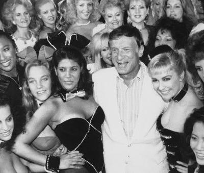 She designed the famous Playboy Bunny costume