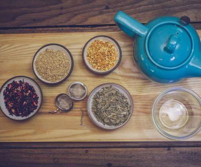 Make Your Own Tea Blends