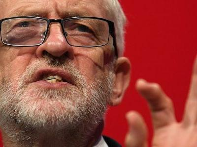 Jeremy Corbyn reveals 451 page secret documents he claims show Boris Johnson is putting NHS 'up for sale' in Brexit trade talks with Trump