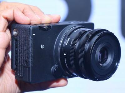The world's smallest full-frame mirrorless camera, Sigma fp now available in India