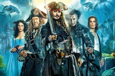 Hackers steal Disney's Pirates of the Caribbean 5, demand Bitcoin ransom