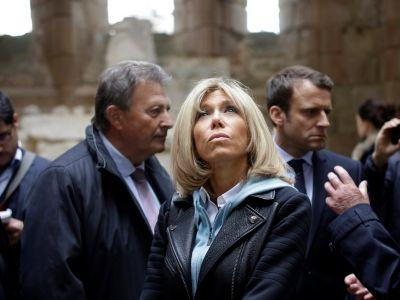 Meet Brigitte Trogneux: The woman who used to be French President-elect Emmanuel Macron's schoolteacher is about to become France's first lady