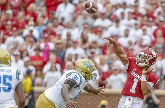 Kyler Murray finds CeeDee Lamb with another picture-perfect pass for an Oklahoma TD