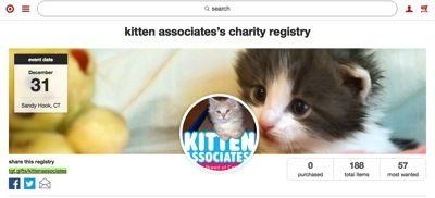 A Fun Way to Help our Kittens While You Shop