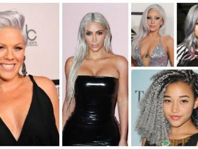 28 Silver Hairstyles That Will Make You Want To Go Platinum
