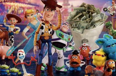 Toy Story 4 Just Became Disney's 5th Movie to Join $1B