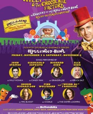"""Weird Al"" Yankovic, Finn Wolfhard, John Stamos to star in live staging of Willy Wonka & The Chocolate Factory"