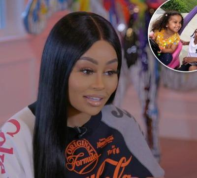 Blac Chyna Discusses All Things Motherhood, Says She 'Definitely' Wants to Have '2 More' Kids