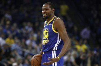 Skip Bayless: If the Warriors have 'any hope' of resinging Durant, they must trade Draymond Green