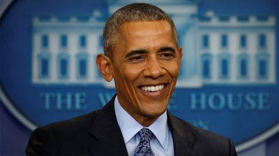 Before you go, Obama: 'Has any other Nobel Peace prize winner dropped 100k bombs?'