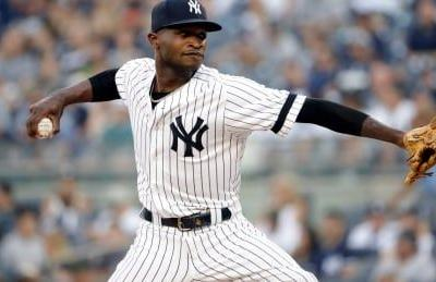 Domingo German silences Jays in return from All-Star break as Yankees cruise to win