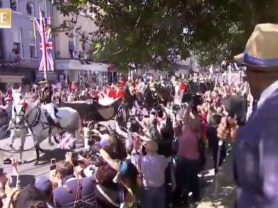 NBC News' Today Show 'Wins the Ratings Crown' With Highest Royal Wedding Viewership