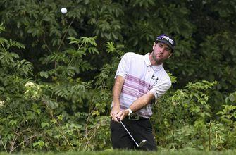 Howell, Schniederjans shoot 63 to share John Deere lead