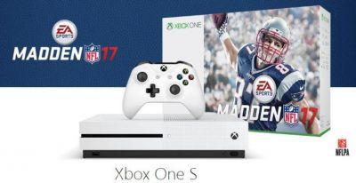Target now offering Madden NFL 17 game for free with Xbox One S