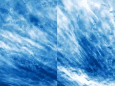 NASA Balloon Captures Images of Rare Electric Blue Clouds