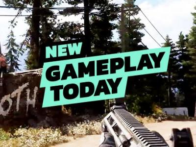 New Gameplay Today - Far Cry 5