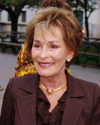 TV's Judge Judy gives commencement speech in West Virginia