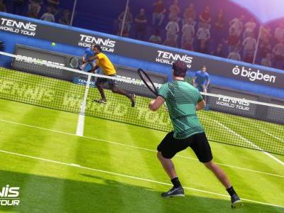 Tennis World Tour Career Mode Shown Off in New Video