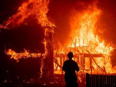 'We started with nothing once, and we can do it again:' A grandmother forced to evacuate from Paradise, California, amid Camp Fire grapples with the decimation of her town
