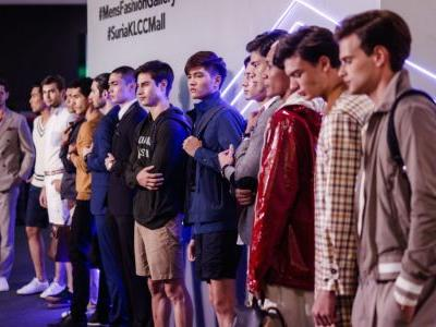 Best looks from Suria KLCC Men's Fashion Gallery inaugural runway show