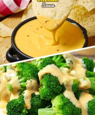 Everything Cheese Sauce