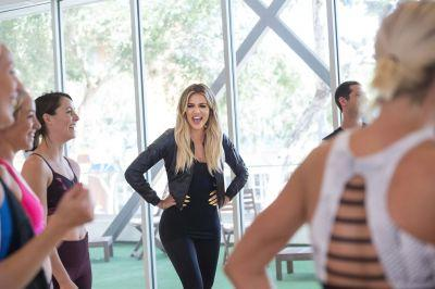 Khloe Kardashian wants us to use revenge as motivation for getting in shape. Is that okay?